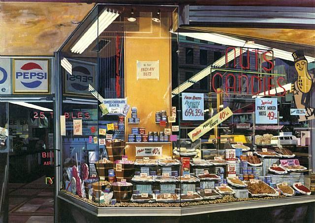 Richard Estes' Realism   Portland Museum of Art