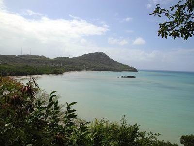 Playa Bahía Manzanillo - Isla de Providencia - Colombia http://www.sanandresislas.com.co/playa-bahia-manzanillo-isla-de-providencia