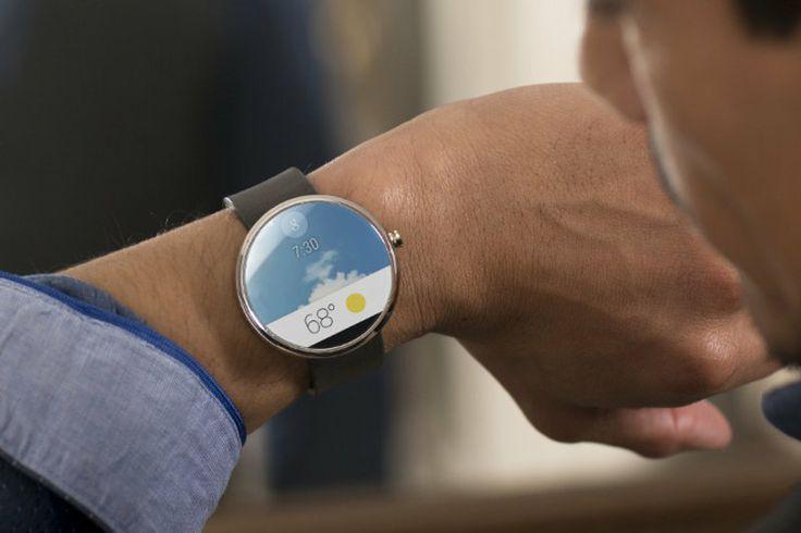 Android Wear, gli smartwatch secondo Google