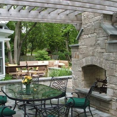 1000 Images About Fire Pits Fireplaces Outdoor On Pinterest Outdoor Fireplaces Cinder Blocks