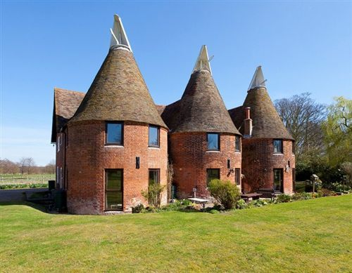 124 Best Oast Houses Images On Pinterest Brewing