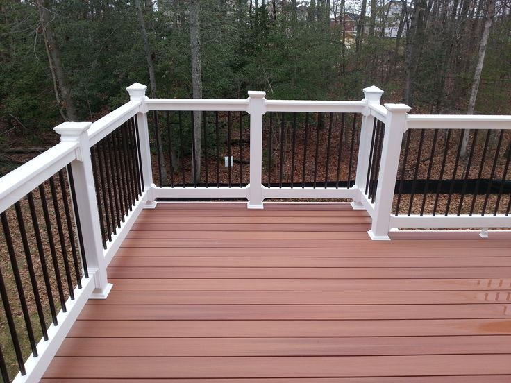 Fiberon pro tect western cedar w hidden fasteners white for Fiberon ipe decking prices