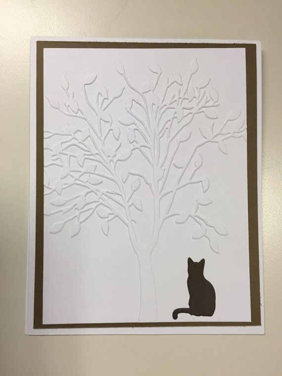 Hey, I found this really awesome Etsy listing at https://www.etsy.com/listing/236333425/set-of-4-note-cardscat-sitting-under-the