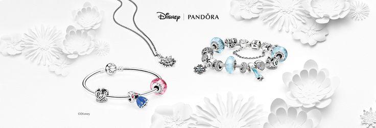 PANDORA's Spring 2015 Disney jewelry collection   PANDORA