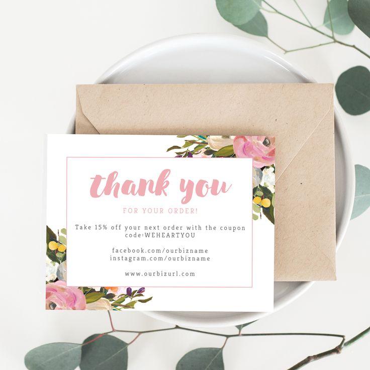 31 Best Business Thank You Card Messages BrandonGaillecom - mandegar ...