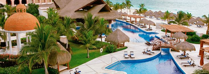 Weddings at Excellence Riviera Cancun – Excellence Riviera Cancun Weddings from Perfect Weddings Abroad