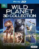 Wild Planet [3D] [Blu-ray] [3 Discs] [Blu-ray/Blu-ray 3D]