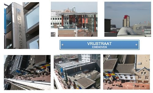 Vrijstraat, Eindhoven, Centrum