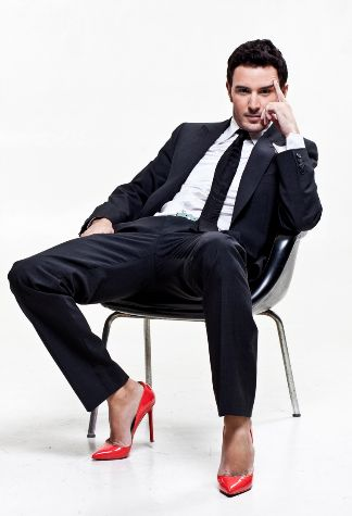 1000 Ideas About Men In Heels On Pinterest For