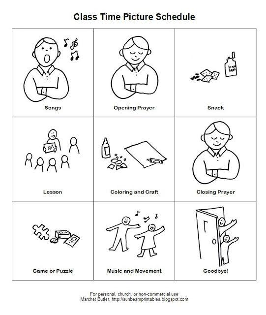 140 Best Preschool Visual Schedule/PECS/Music Board Images