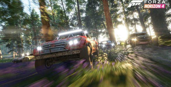 Forza Horizon 4 Demo Now Available On Xbox One And Windows 10 Pc Express Codex Entertainment Forza Horizon 4 Forza Horizon Forza