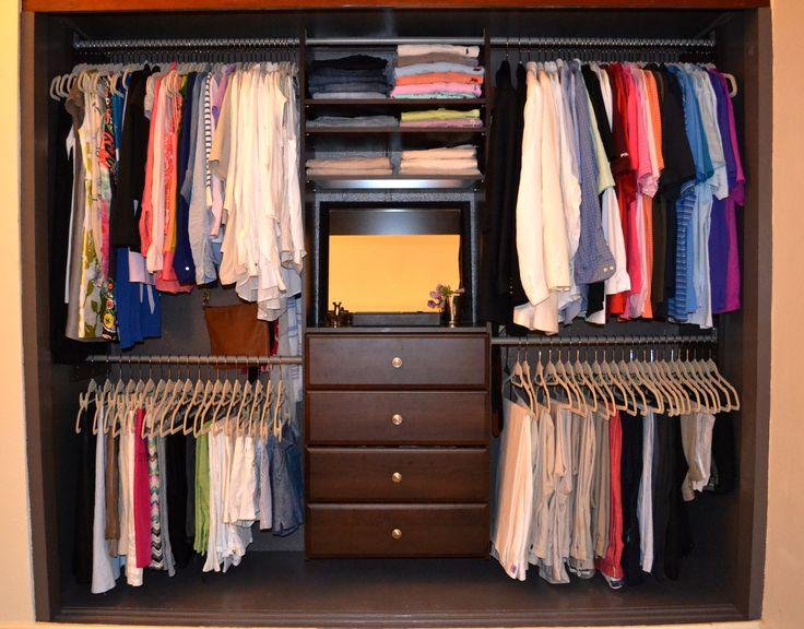 51 best Closet Challenge Home Depot\/Davidu0027s Bridal images on - home depot closet design