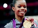 Gabby Douglas has become an international celebrity after winning Olympic gold twice in London