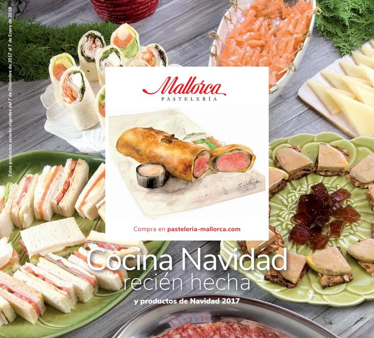 Catalogo cocina navidad 2017