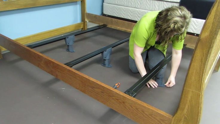 17 Best Images About Bed Frame Supports On Pinterest