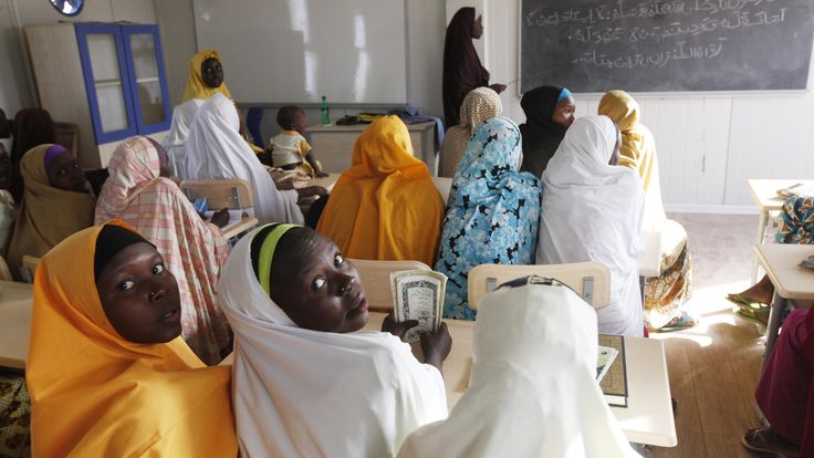 Boko Haram has kidnapped another 110 teenage girls