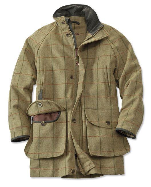 40a76afe0bbdc Just found this Tweed Hunting Jacket - Glennon Tweed Waterproof Coat ...