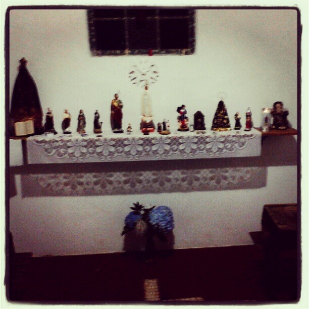 A capela. - @macfa40- #webstagram