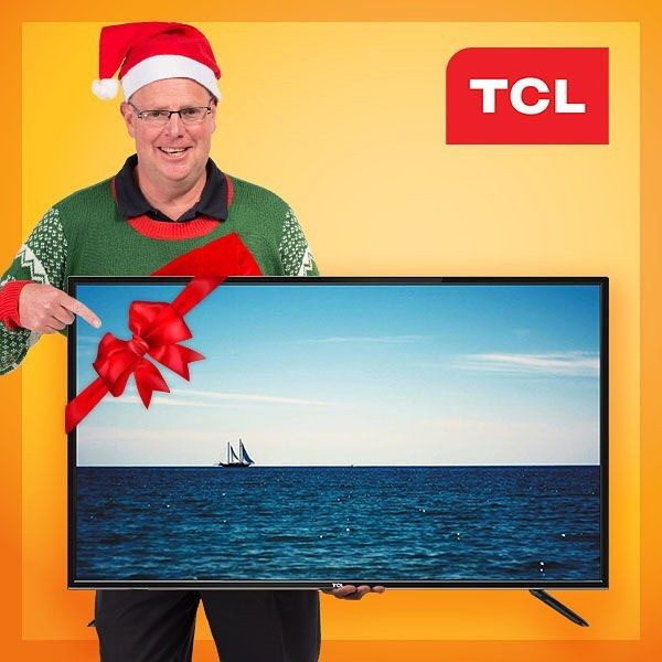 """🎅🏻🎄It's a Betta Gift-Mas! Christmas has come early at Betta. We are giving away 31 gifts over 31 days! - Day 1 is this TCL 32"""" TV! - Enter now via our Facebook page. First draw will be on November 11th👍🏻 #thatsbetta #bettagiftmas #christmas #christmasgiveaway #win #competition #christmascomp #giveaway #instawin #tcl #golocal #shoplocal #christmashascomeearly"""