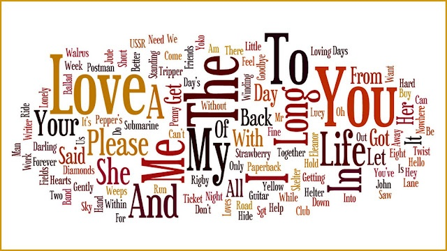 Can you name the Beatles' songs from the word cloud? | Online Games & Trivia by Sporcle: The Beatles, Beatles John Lennon, Los Beatles John, Names, Trivia, Beatles Songs, Word Clouds