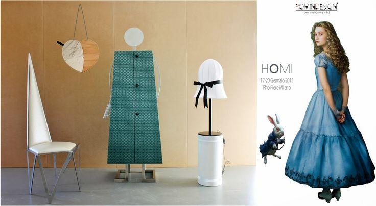 ROMINDESIGN creations from my mind: Milano Web Casa(Casa e Arredamento & Milano Web Ar...