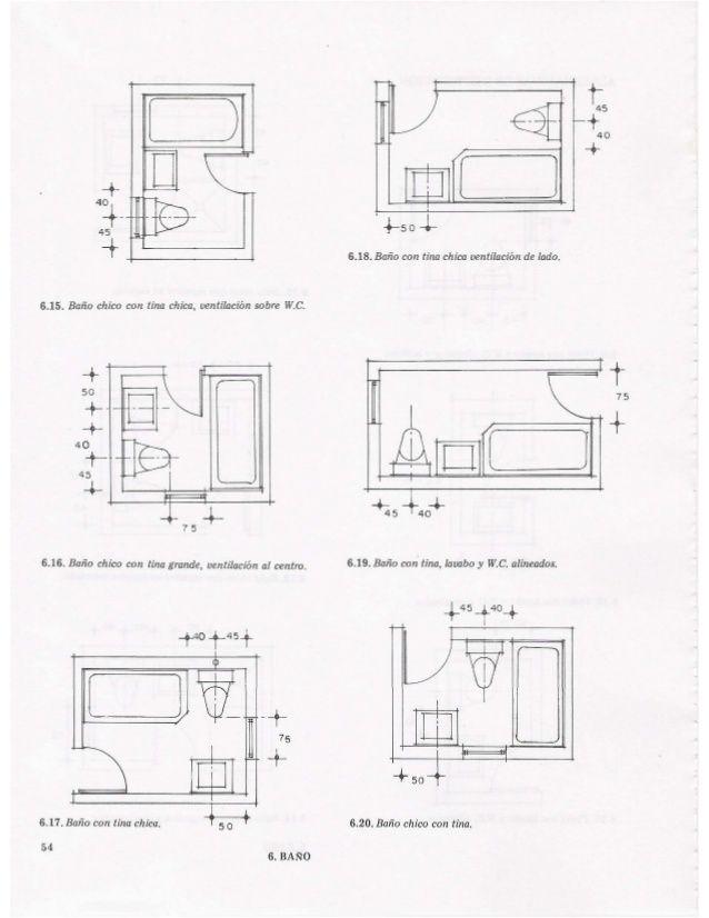 Las medidas de una casa por xavier fonseca espacios for Medidas de una casa de xavier fonseca