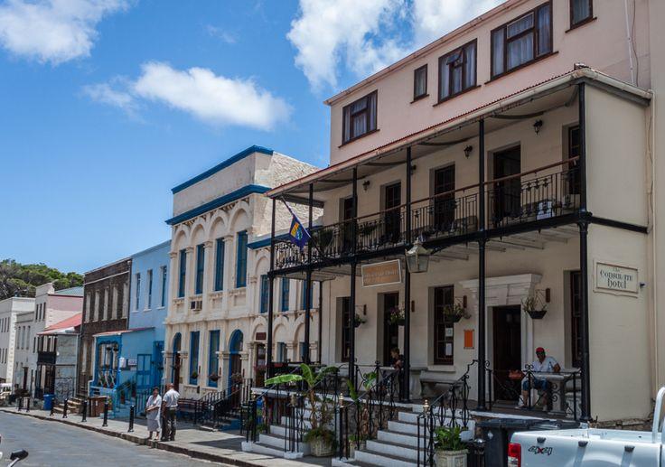 Consulate Hotel St Helena