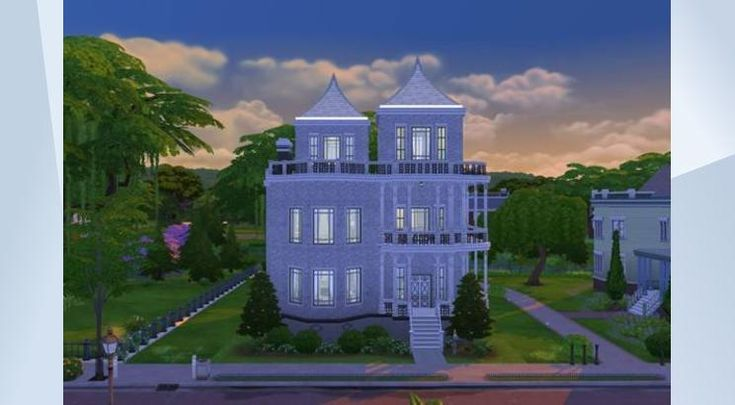 「The Sims 4」のギャラリーでこの区画をチェック! - As seen in The Sims 4 Vintage Glamour Stuff Twitch livestream. Help bring the Goth's out of their dark and moody surroundings… this Vintage Glamour inspired makeover revamps their home in the style of golden-era Hollywood, while staying true to the original floorplan. #vintageglamour #vintageglamourstuff #stuffpack