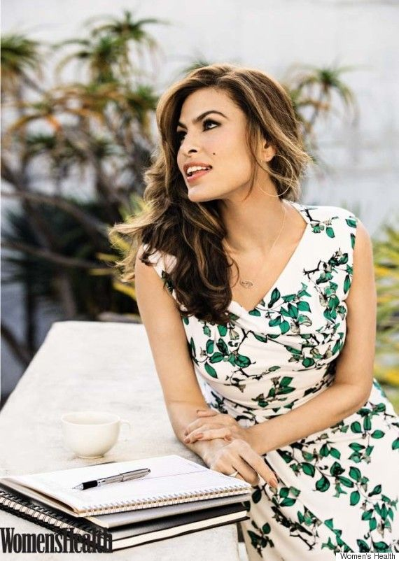 Eva Mendes is a total bombshell