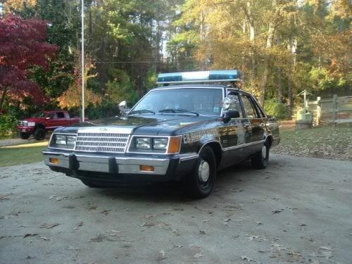 Cop Cars For Sale II - Bluesmobiles - Soul Food Cafe