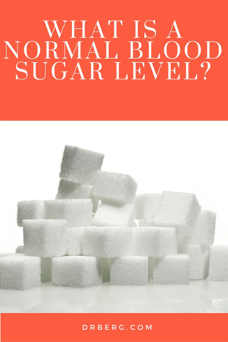 Adult blood glucose level normal something and