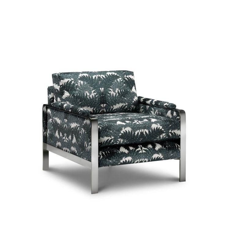 INFERNO 'Martello' Chair - Teal