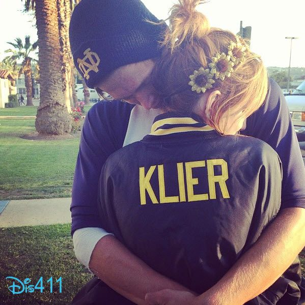 Bella Thorne Getting Sweet Kisses From Kingston And Tristan Klier Gave Her His Jacket April 16, 2013