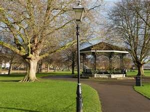 Bandstand by the river in Bedford http://www.parkinn.co.uk/hotel-bedford