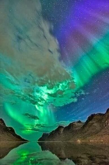 Northern Lights in Norway..