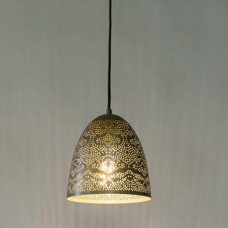 Lampa wisząca Africa 4 brązowa
