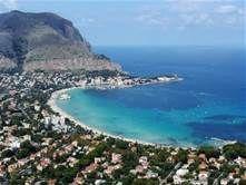 Sicilia Palermo GOLFO DI MONDELLO