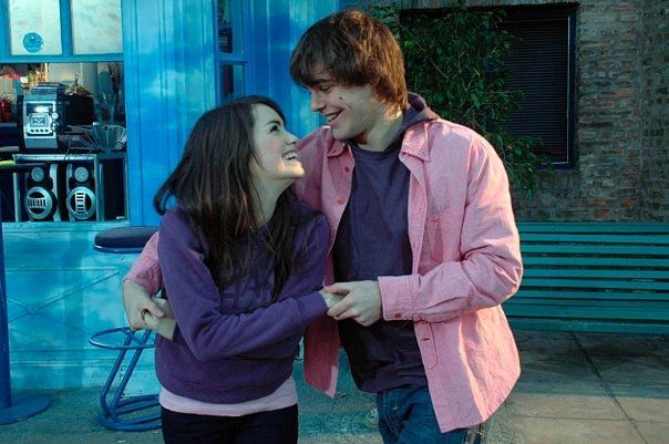 almost angels, casi angeles, couple, cute, lali esposito, love, peter lanzani, quase anjos, teenage love, teenagers