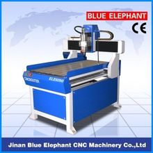 3D CNC Router Machine With Mach3 Control System Electric Wood Carving Tools For Export ELE6090 CNC Drilling Machine 600*900*150(China (Mainland))