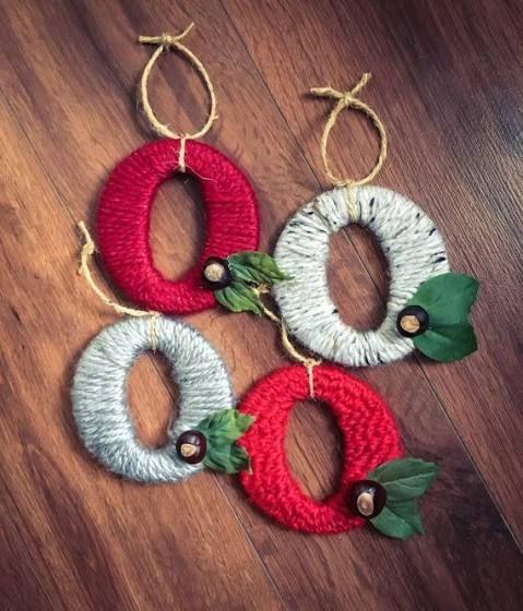 buckeye christmas ornaments