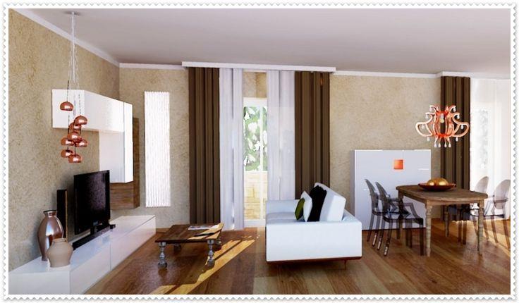 Salon Dizaynı İçin Renk Alternatifleri