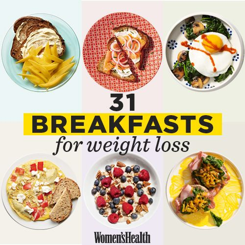 31 Healthy Breakfast Recipes That Will Promote Weight Loss All Month Long. Click to see the recipes!