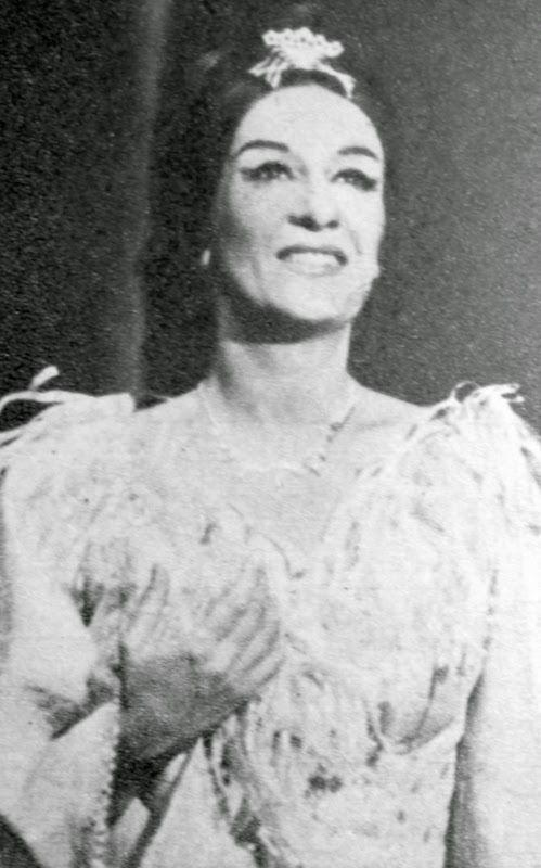 OĞUZ TOPOĞLU : sevda aydan 1968 hayat dergisi opera sanatçıları