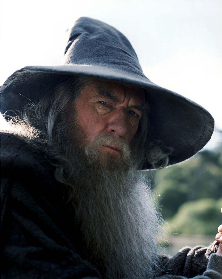 Gandalf the Grey in The Hobbit #sage #archetype #brandpersonality