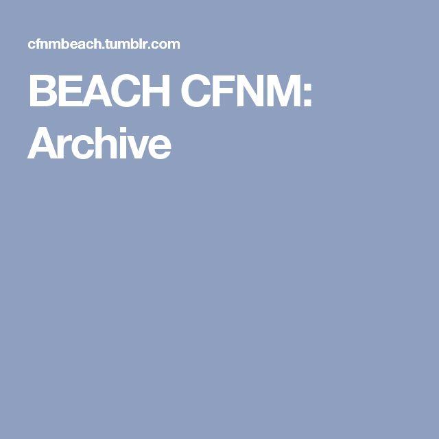 BEACH CFNM: Archive