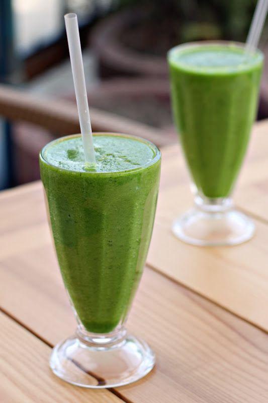 Food Haven czyli Przystanek Jedzenie: Zielone smoothies