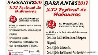 XII Festival de Habaneras 11jun'17 _evento @ConRibadumia 11jun 2017 23sem celebracion domingo evento musica ribadumia
