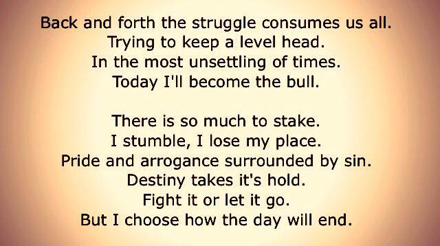 """Atreyu - """"Becoming the Bull"""""""