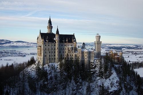 greatest. school. ever.: Buckets Lists Places See, Hogwarts, Favorite Places, Dreams, Neuschwanstein Castles, Castles In Europe, Things, The, Visit Castles