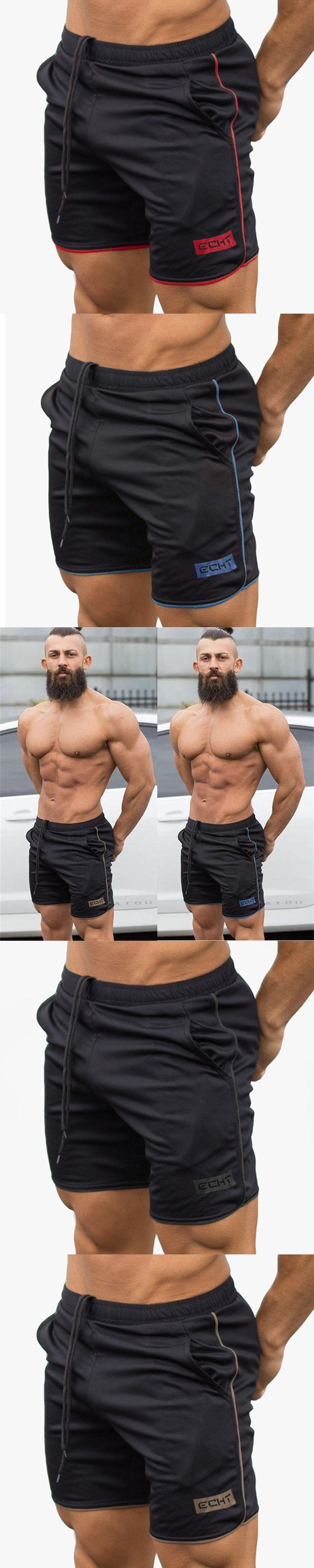 2017 Brand shorts men casual cotton bermudas masculina de marca short homme moda praia cargo shorts